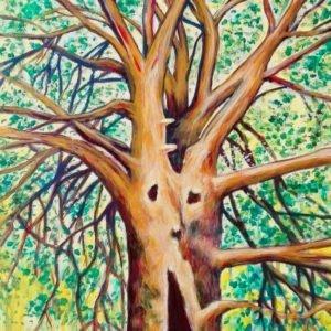 Il canto dell'albero di Luca Snana