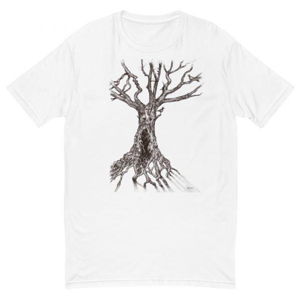t-shirt albero secolare